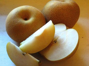 Asian pears, from eyewatering.wordpress.com