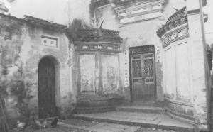 Old Chinese house, from independentwritersstudio.com