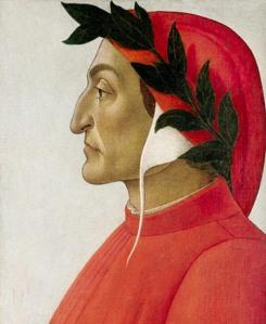 Dante Alighieri by Sandro Botticelli (templarinfernobookreview.com)