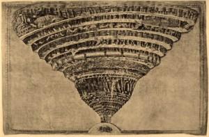Dante's Inferno by Sandro Botticelli (nintendojo.com)